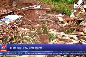 Siêu bão Mangkhut gây thiệt hại nặng nề tại Trung Quốc và Philippines