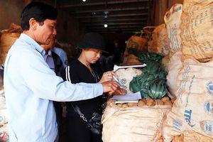 Lâm Đồng:Nghiêm cấm kinh doanh nông sản ngoài địa phương ở chợ Đà Lạt
