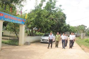 Phát huy vai trò lãnh đạo của Đảng trong xây dựng nông thôn mới ở xã Quảng Phú