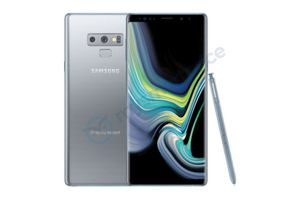 Samsung Galaxy Note 9 màu bạc bí ẩn sẽ có mặt hơn 30 quốc gia