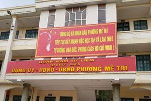 Nam Từ Liêm: 'Điểm danh' những công trình gây bức xúc tại phường Mễ Trì