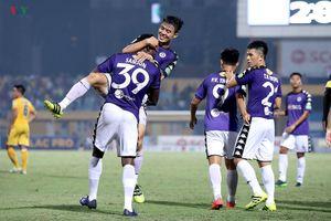 Lịch thi đấu vòng 23 V-League 2018: HAGL đại chiến Hà Nội FC