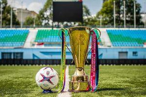 Việt Nam chuẩn bị đón Cúp vàng AFF Cup 2018 đến vào tháng 10