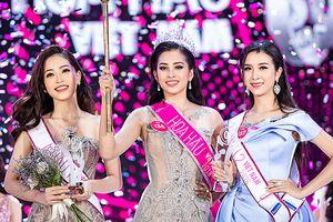 Chân dung tân Hoa hậu Việt Nam 2018 Trần Tiểu Vy