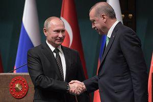 Chuyến đi của ông Erdogan tới Nga có thể tạo ra bước ngoặt cho chiến sự Syria?