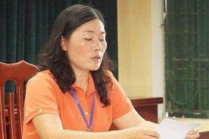 Cần xử lý nghiêm Hiệu trưởng Trường TH Sơn Đồng vì thiếu trung thực