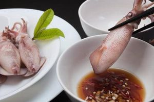 Bí kíp khử mùi tanh của mực và tôm tươi cực đơn giản không thua gì đầu bếp chuyên nghiệp