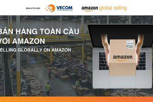 Sự kiện bán hàng toàn cầu trên Amazon sẽ được tổ chức tại Việt Nam trong tháng 9