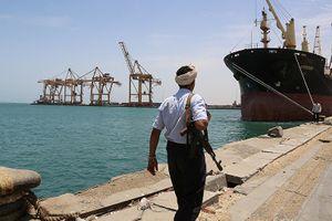 Trường hải quân ở Yemen bị không kích