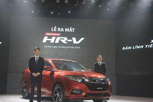 Honda HR-V chính thc ra mt th trng Vit Nam, giá cao nht 871 triu ng