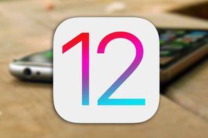 Đã có thể tải về iOS 12 cho iPhone, iPad