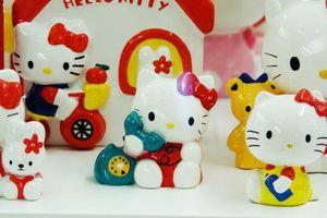 Bên trong bảo tàng Hello Kitty bí mật ở Mỹ