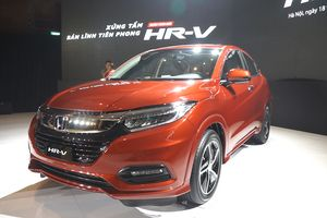 Đánh giá nhanh HR-V 2018 - SUV cỡ nhỏ mới nhất của Honda