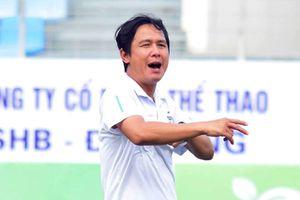 HLV Minh Phng: 'Ba vòng cui, CLB à Nng chin u vì danh d'