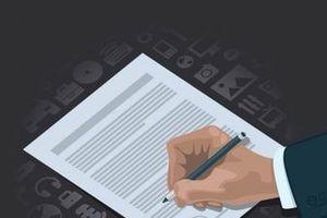 Trường hợp nào áp dụng hợp đồng khoán việc?