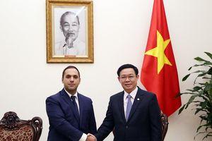 Bulgaria muốn thành 'cửa ngõ' để hàng hóa Việt Nam vào EU