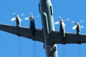 Máy bay quân sự Nga chở 14 người biến mất gần căn cứ ở Syria