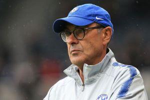 HLV Sarri chỉ ra 2 CLB 'ngồi mâm trên' Chelsea