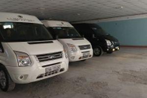 Thái Nguyên phản hồi về việc xe Limousine lách luật