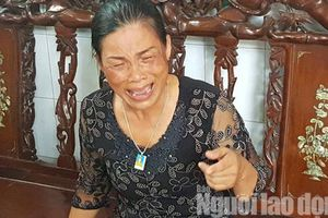 Mẹ thiếu úy uống nhầm ma túy tử vong 'cầu cứu' bộ trưởng Bộ Y tế