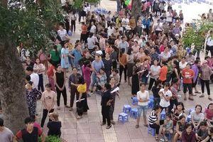 Thu 8 triệu đầu năm: Hiệu trưởng Trường Tiểu học Sơn Đồng bị xử lý nghiêm