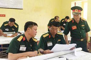 Quân đoàn 2 khai mạc Hội thi cán bộ trung đoàn trưởng, chính ủy trung đoàn bộ binh