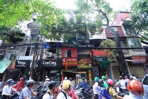 19 căn nhà bị thiêu rụi sau vụ cháy cạnh Bệnh viện Nhi Trung ương