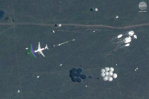 Bất ngờ cách người Mỹ theo dõi tập trận Vostok-2018 từ không gian