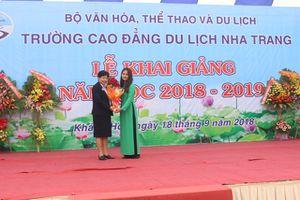 Trng Cao ng Du lch Nha Trang khai ging nm hc mi