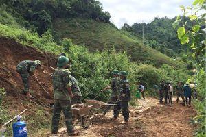 Học viện Biên phòng tổng kết hai đợt hành quân dã ngoại tại biên giới Mộc Châu, Vân Hồ (Sơn La)