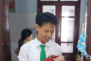Tài xế taxi Mai Linh Hà Tĩnh giúp sản phụ sinh bé trai trên xe