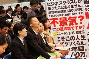 Thanh niên Nhật không muốn sống tới 80 tuổi?