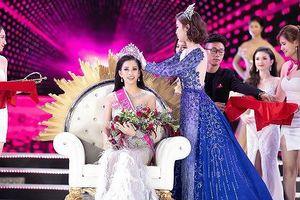 Đường học vấn của Hoa hậu Tiểu Vy