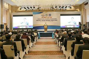 Khai mạc Hội nghị Ban chấp hành Hiệp hội an sinh Asean lần 35
