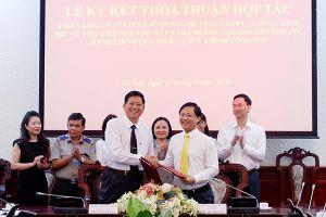 Bưu điện Việt Nam góp phần cải cách hành chính thi hành án dân sự