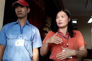 Nhiều khoản Trường Sơn Đồng thu sai, Hiệu trưởng thiếu trung thực