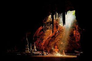 Khám phá ngôi chùa nm di lòng t  Thái Lan