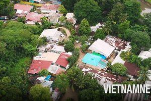 Thm ngôi làng cui cùng 'lt thm' trong lòng 'con rng châu Á' Singapore