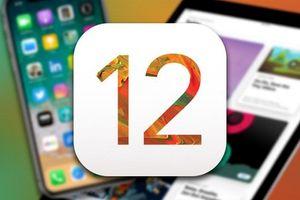 im danh nhng tính nng n tng nht trên iOS 12