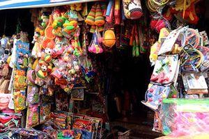 Xử lý hàng loạt sai phạm nhập khẩu, kinh doanh đồ chơi trẻ em
