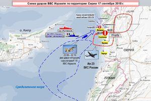 Nga tuyên bố máy bay do thám Il-20 bị S-200 Syria bắn hạ