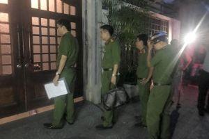 Khám xét nhà riêng nguyên Chánh Văn phòng Thành ủy Đà Nẵng