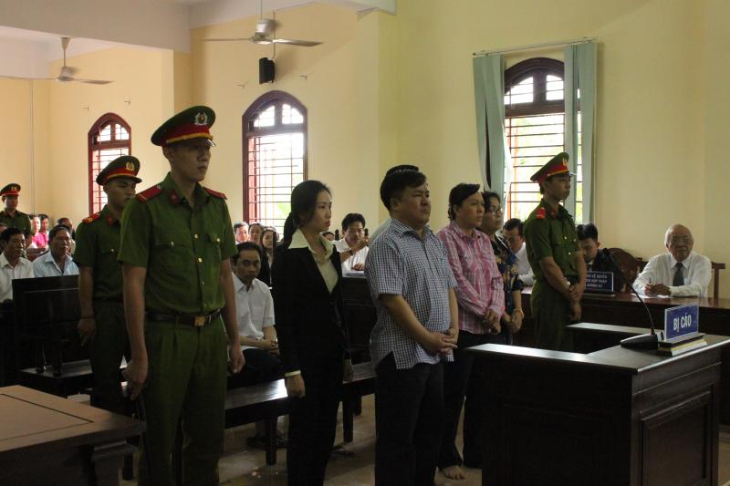 Đại gia thủy sản Tòng Thiên Mã lãnh 18 năm tù