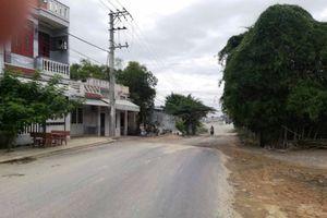 Quảng Nam: Đổi 105 ha đất vàng lấy 1,9km đường BT có bình thường không?