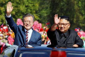 Chủ tịch Kim Jong-un biết ơn những nỗ lực của Tổng thống Moon Jae-in