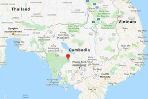 Nếu rơi trong rừng Campuchia, Máy bay MH370 đã bị mang bán?