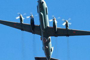Máy bay Il-20 ( Nga) mất liên lạc trong khi xảy ra vụ tấn công tại Syria