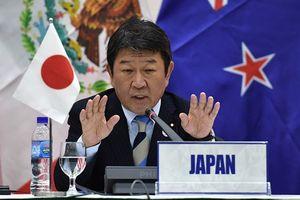 Nhật Bản kêu gọi sớm tìm giải pháp cho cuộc chiến thương mại Mỹ-Trung