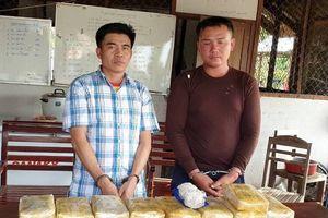 Quảng Trị: Bắt giữ các đối tượng vận chuyển 200.000 viên ma túy khu vực biên giới