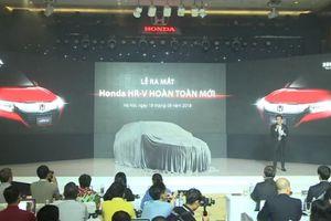 Honda HR-V chính thc ra mt, giá bán quanh mc 800 triu ng